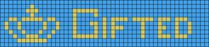 Alpha pattern #6637