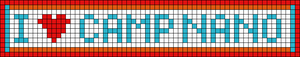 Alpha pattern #6640