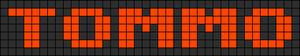 Alpha pattern #6644