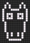 Alpha pattern #6650