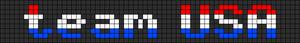 Alpha pattern #6655