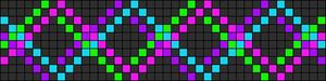 Alpha pattern #6657