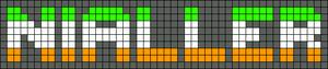 Alpha pattern #6662