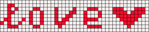 Alpha pattern #6683