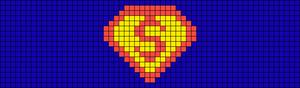 Alpha pattern #6685