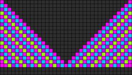 Alpha pattern #6691