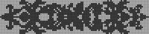 Alpha pattern #6705
