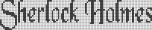 Alpha pattern #6706