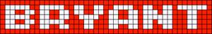 Alpha pattern #6708