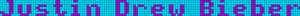 Alpha pattern #6709