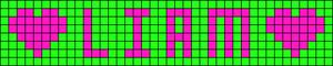 Alpha pattern #6711