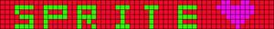 Alpha pattern #6712