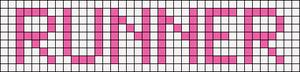 Alpha pattern #6719