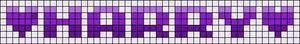 Alpha pattern #6721
