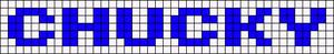 Alpha pattern #6731