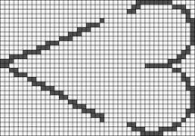Alpha Friendship Bracelet Pattern #6734