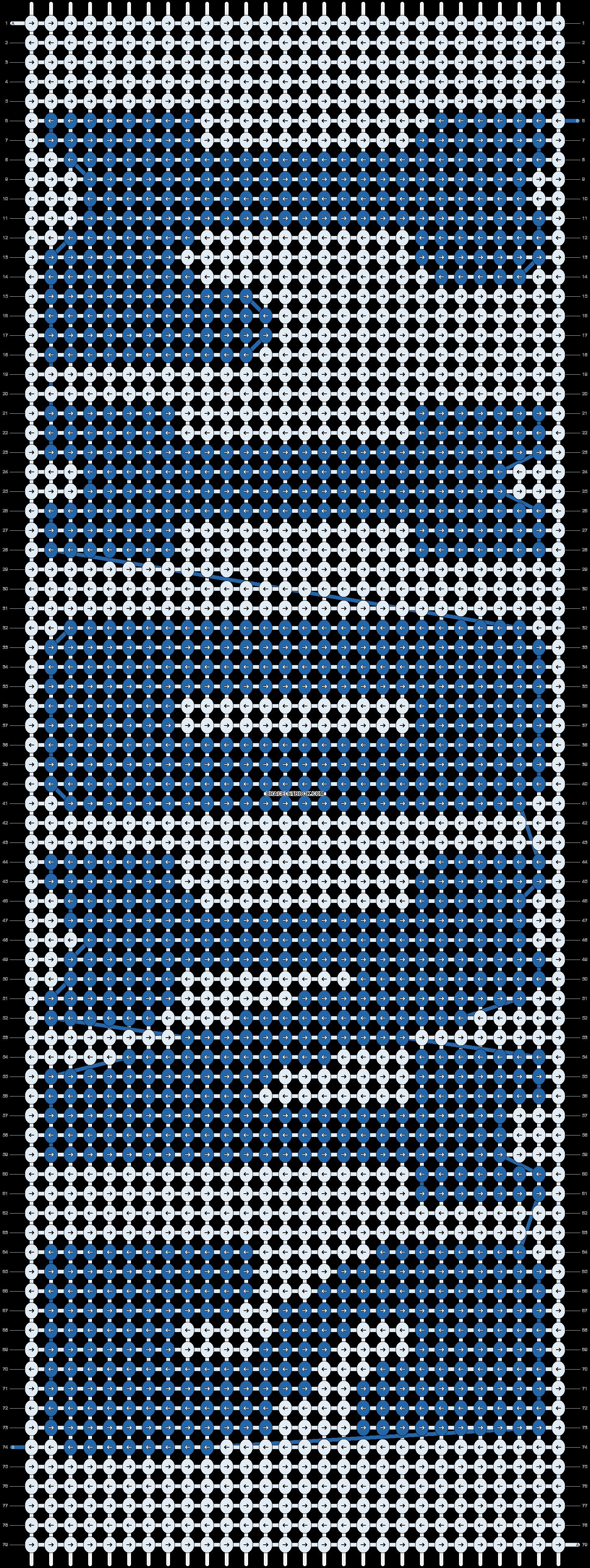 Alpha Pattern #6742 added by marinewife