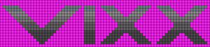 Alpha pattern #6743