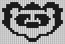 Alpha pattern #6745
