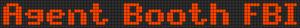 Alpha Friendship Bracelet Pattern #6752