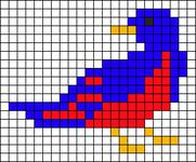 Alpha pattern #6768