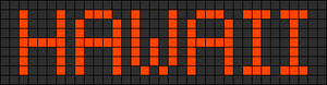 Alpha pattern #6780