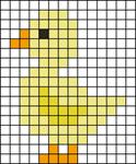 Alpha Friendship Bracelet Pattern #6781
