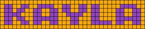 Alpha pattern #6782