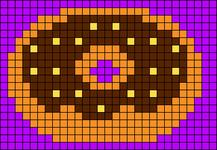 Alpha pattern #6783