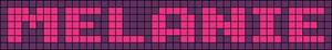 Alpha pattern #6789