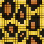 Alpha pattern #6792