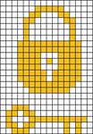 Alpha pattern #6794