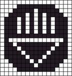 Alpha pattern #6800