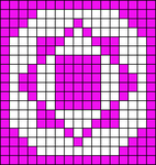 Alpha pattern #6801