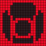 Alpha pattern #6802
