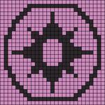Alpha pattern #6803
