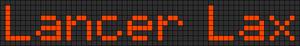 Alpha pattern #6805