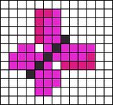 Alpha pattern #6807
