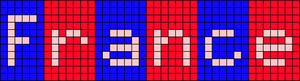 Alpha pattern #6809