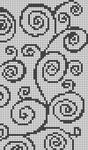 Alpha Friendship Bracelet Pattern #6815