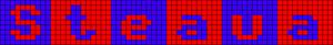 Alpha pattern #6816