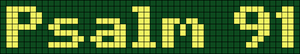 Alpha pattern #6826