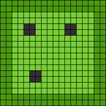 Alpha pattern #6831