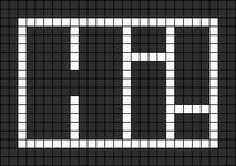 Alpha pattern #6841