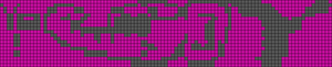 Alpha pattern #6846
