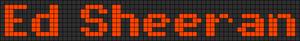 Alpha Friendship Bracelet Pattern #6848