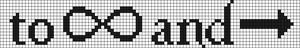 Alpha pattern #6849