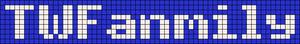 Alpha pattern #6854