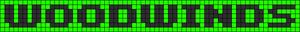 Alpha pattern #6856