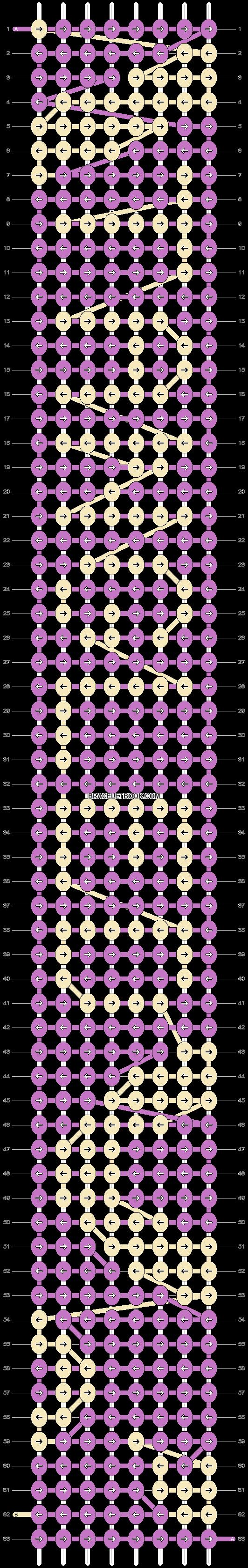Alpha pattern #6863 pattern